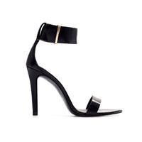 ANKLE STRAP SANDAL - Shoes - Woman | ZARA United States