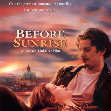Before Sunrise 27x40 Movie Poster (1995)