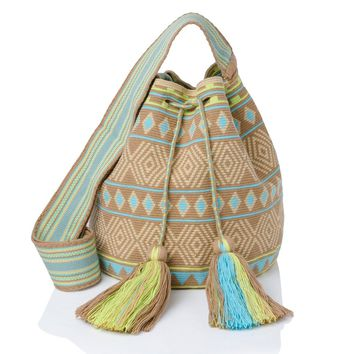 Wayuu Liwa Mochila Bag - ONLY ONE LEFT