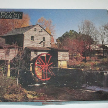 Pigeon Forge Tennessee 1,000 Piece Jigsaw Puzzle