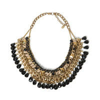 BLACK STONES NECKLACE - Accessories - Accessories - Woman - ZARA United States