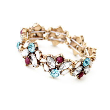 Great Deal New Arrival Shiny Hot Sale Gift Awesome Accessory Stylish Vintage Diamonds Bangle Bracelet [6586246151]