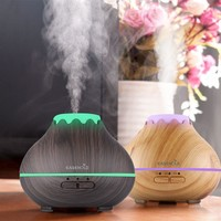 EASEHOLD 150ml Ultrasonic Cool Mist Humidifier with Color LED Lights