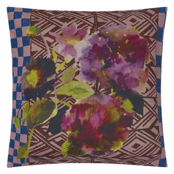 Designers Guild Jaipur Rose Decorative Pillow