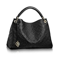 New!! ARTSY MM Style Genuine Leather Handbags On promotion 16 x 13 x 8.7 inches