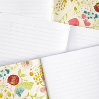 Scrawl of Nature Notebook Set