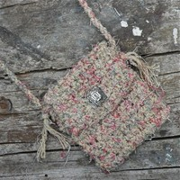 Heartfelt - A Handmade Spirit Pouch Created with Love and Reiki