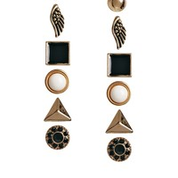 ALDO Prigosien Multipack Stud Earrings