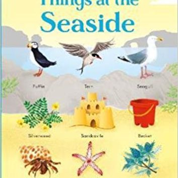 199 Things at the Seaside (199 Pictures) Board book