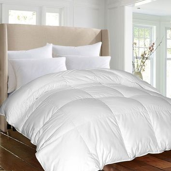 Hotel Grand Oversized Luxury 1200 Thread Count Down Alternative Comforter | Overstock.com Shopping - The Best Deals on Down Alternative Comforters