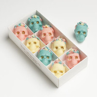 Pastel Day Of The Dead Chocolates