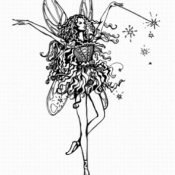 Fairy With Wand (73023-N)