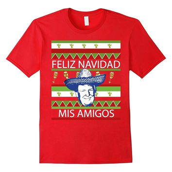 Funny Trump Mexican Spanish Christmas Gift