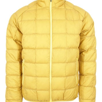 Norse Projects | Jakob Light Down Jacket (Yellow) | Six Whiting Street