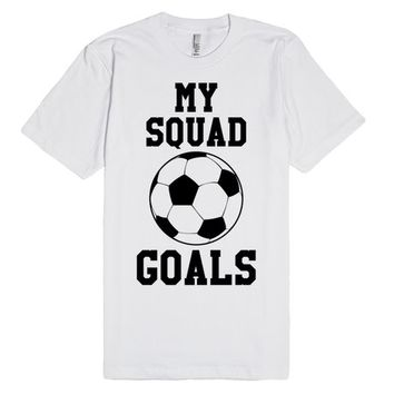 Soccer: My Squad Goals