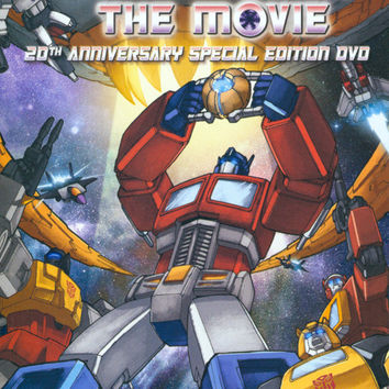 Transformers: The Movie 11x17 Movie Poster (1986)