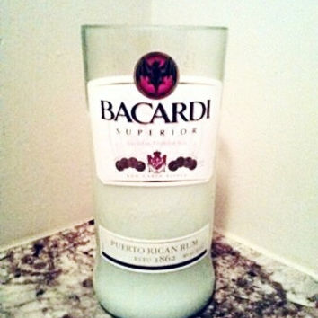 Bacardi Rum Original 100% Natural Soy Candle