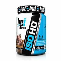 BPI ISO HD, 23 Servings