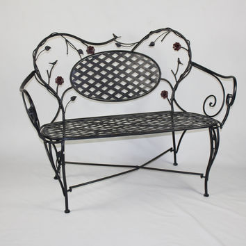 Michael Anthony Furniture Michael Anthony Furniture Patio/Garden Bird And Flower Bench