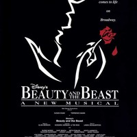 Beauty and The Beast 27x40 Broadway Show Poster (1994)