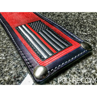 """The """"PCL"""" Recycled Fire Hose Wallet"""