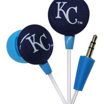 MLB Kansas City Royals Mini Earbud