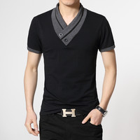 Slim Fit Crew Neck T-shirt (6 To Choose From)