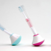 Bobble Brush Toothbrush Stand | Quirky Products