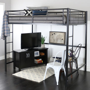 Home Loft Concepts Full Loft Bed