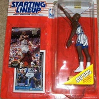 Shaq O'Neal Orlando Magic Starting Lineup Action Figure NBA NIP NIB Shaquille