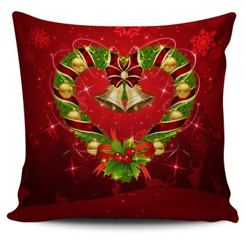 Christmas Love Pillow Cover