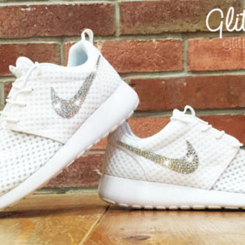 Bling Nike Roshe Run Glitter Kicks - from Glitter Kicks  1255d635fb16