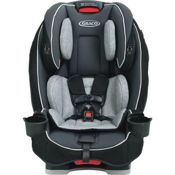 Graco SlimFit All-in-One Convertible Car Seat, Darcie - Walmart.com