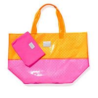 Beach Tote Bag - PINK - Victoria's Secret