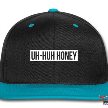 Uh Huh Honey Snapback