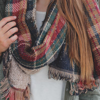 Classic Style Scarf