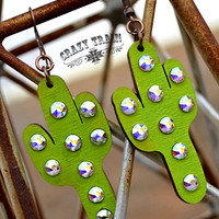 Cactus Kate Earrings