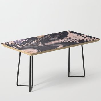 Static Coffee Table by duckyb