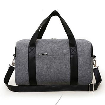 Men Travel Bags Waterproof Cloth Luggage Bags Men Duffel Bags Travel Tote Large Women Weekend Bag  PT1163