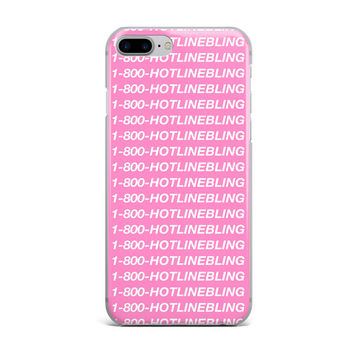 DRAKE HOTLINE BLING CUSTOM IPHONE CASE