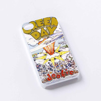 Green Day Dookie iPhone 4/4S, 5/5S, 5C,6,6plus,and Samsung s3,s4,s5,s6
