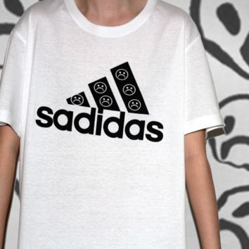 Bone Idol — UNISEX OVERSIZED SADIDAS SHIRT!