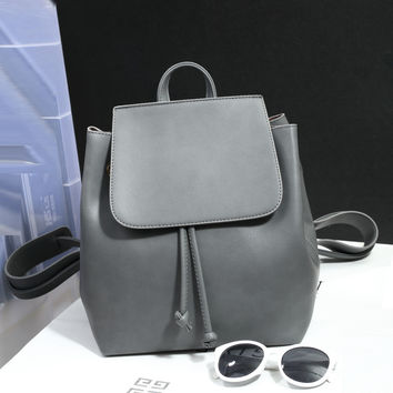 Leather Lovely Backpack Cute SchoolFashion Bag Shoulder Fashion Bag