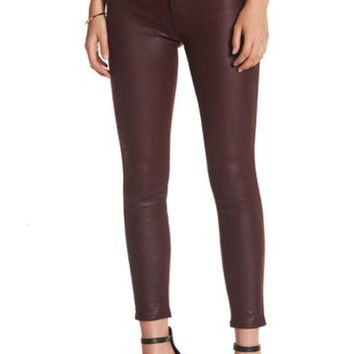 DCCKHB3 7 For All Mankind | Knee Seam Skinny Pant