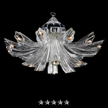 Bocelli Murano Glass Chandelier