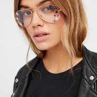 Seeing Stars Embellished Aviators