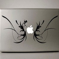 Macbook Pro Decal - wings