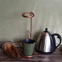 Travel Coffee Sock Pour-over Drip Stand