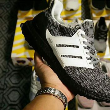Adidas Ultra Boost4.0 white/gray Size:36-45