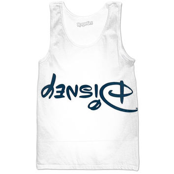 No Disney Tank Top